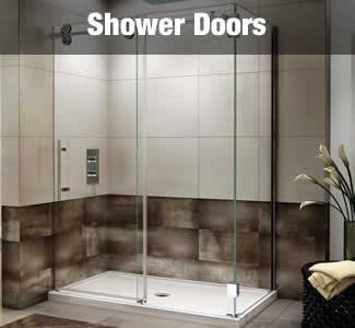 Shower Doors Prairie Du Sac Glass Enclosures Prairie Du Sac WI - Bathroom shower glass replacement